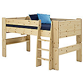 Homestead Living Kids Mid Sleeper - Natural Lacquer