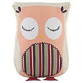 Kids Owl Woodland Cushion