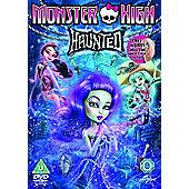 Monster High: Haunted DVD