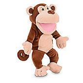 Fiesta Crafts 33cm Monkey Hand Puppet