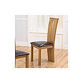 Mark Harris Furniture Arizona Dining Chair (Set of 2) - Bycast Cream