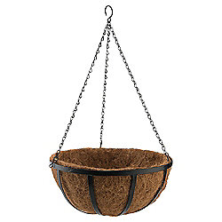 "Tesco 14"" Hanging Basket"