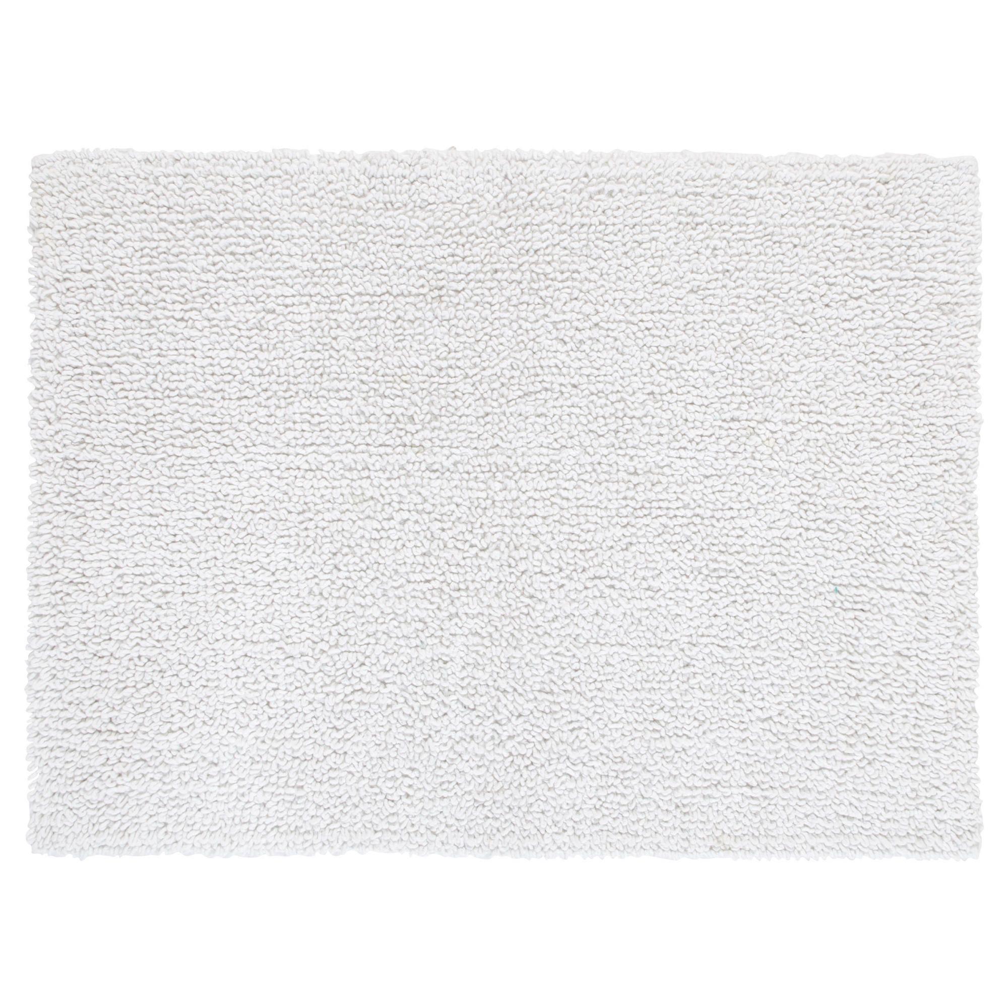 tesco direct tesco standard reversible bath mat white. Black Bedroom Furniture Sets. Home Design Ideas