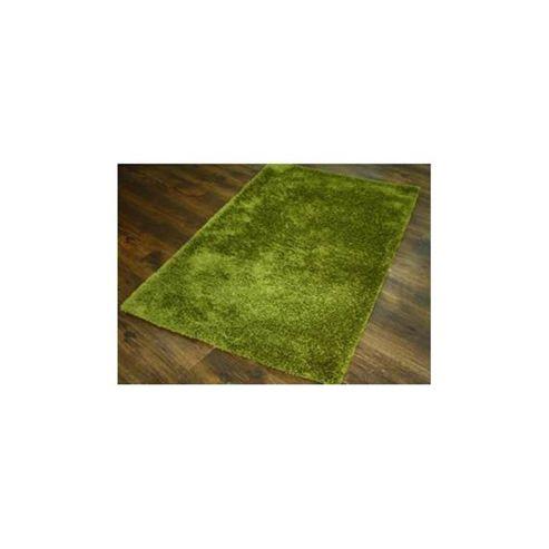 Dandy Zanzibar Green Shag Rug - 120cm x 180cm