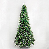 5ft Tyrolean Pine Green Artificial Christmas Tree