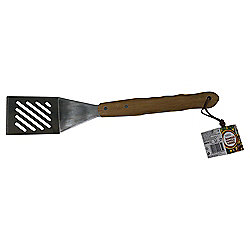 Tesco Bamboo Handle BBQ Turner