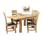 Elements Edmonton 5 Piece Dining Collection