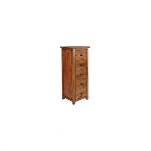 Home Essence Denver 5 Drawer Narrow Chest