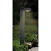 Naeve Leuchten LED Pedestal Lamp in Anthracite - 80 cm H x 13 cm W x 20 cm D