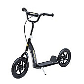 Homcom Adult Teen Push Scooter-Blue