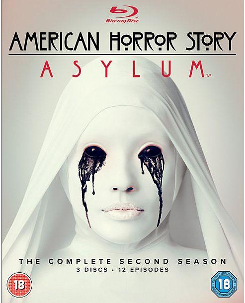 American Horror Story Asylum (Blu-Ray Boxset)