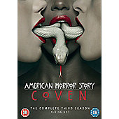 American Horror Story: Season 3 Coven (DVD)