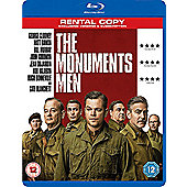 The Monuments Men - Bluray