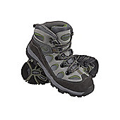 Mountain Warehouse Oscar Kids' Walking Boots - Khaki