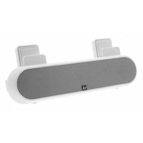 KitSound Tablet and Smartphone Surround Sound Sound Stand