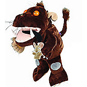 Gruffalo and Mouse Soft Toy Hand Puppet Set