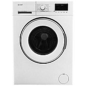 Sharp ES-GFB8144W3, 8KG Washing Machine, A+++, White