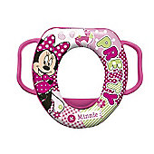 Disney Minnie Mouse Padded Toilet Training Seat