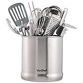VonShef 7 inch Utensil Holder