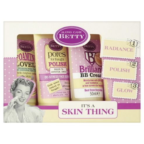 Along Came Betty Skincare Gift Set