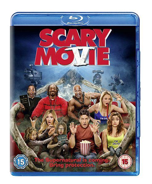 Scary Movie 5 - Bluray