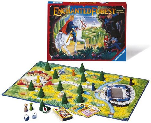 Enchanted Forest Children's Game - Ravensburger