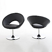 Aspect Design Round Swivel Chair