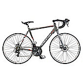2014 Viking Pursuit Gents 56cm 21 Speed Aluminium Road Race Bike