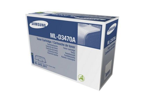 Samsung Ml-3470D/Ml-3471Nd Toner Cartridge - Black