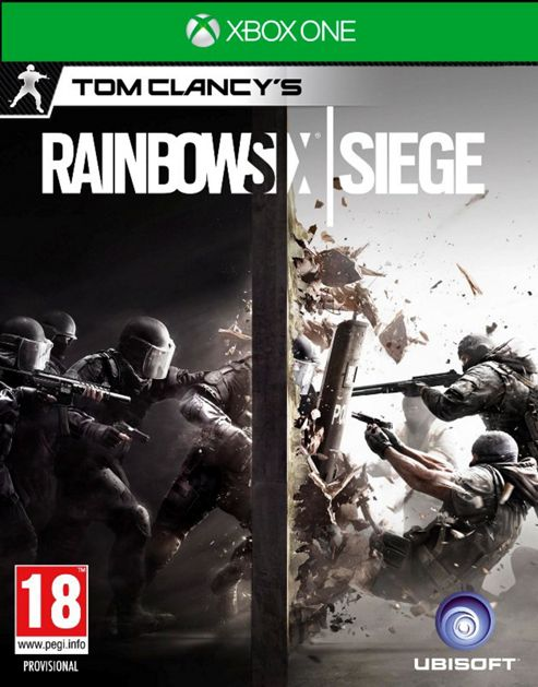 Cheapest Tom Clancy's Rainbow Six Siege on Xbox One