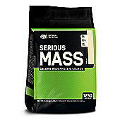 Optimum Nutrition Serious Mass 5.45kg - Vanilla