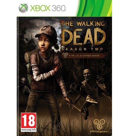 The Walking Dead Season 2 Xbox 360
