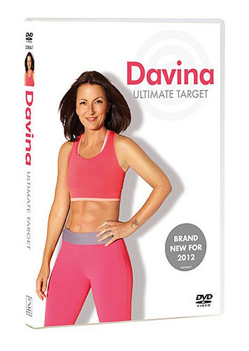 Davina The Ultimate Target Workout (Fitness DVD)