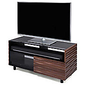 Off-The-Wall Contour 1000 WD Walnut TV Stand
