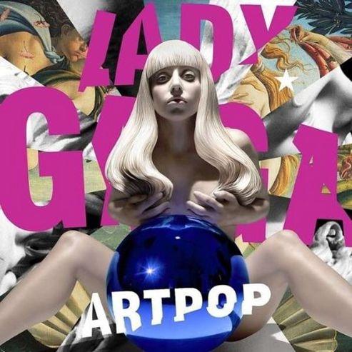 Lady Gaga - Artpop - Deluxe Edition
