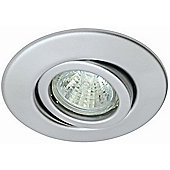 Paulmann Quality Line Six Swiveling Downlight in Chrome
