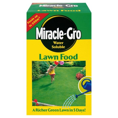 Miracle-Gro Soluble Lawn Food, 1kg