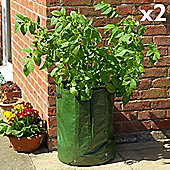 Grow - Pop-up Potato / Vegetable Planter - Pack Of Two