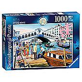 Ravensburger Around the World No. 3 Vintage Venice- 1000 Piece Jigsaw Puzzle