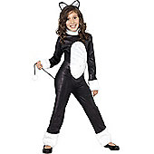 Child Cool Cat Costume Small