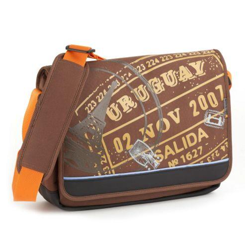 Soyntec Traveller 100 12.1 inch Messenger Bag (Moka)