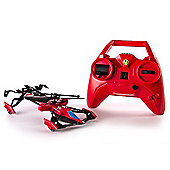 Air Hogs Switchblade Ground and Air Race Helicopter - Red
