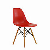 Charles Eames Inspired Eiffel DSW Dining Chair