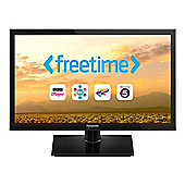 Panasonic TX24DS500B 24 Inch Smart Wi-Fi Built-in HD Ready 720p LED TV Freeview HD