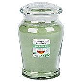 Yankee Candle Sage & White Tea Medium Jar