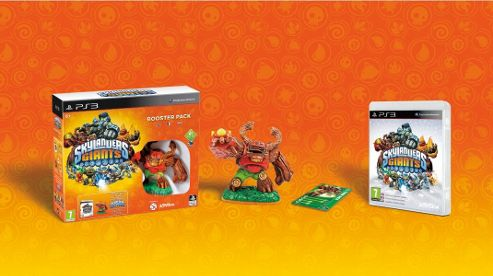 Skylanders Giants - Starter Pack PS3