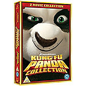 Kung Fu Panda 1 & 2 (DVD Boxset)