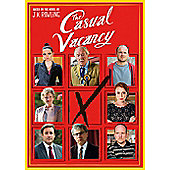 The Casual Vacancy DVD