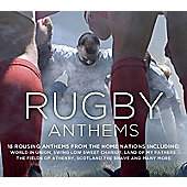 Rugby Anthems - Crimson 2015