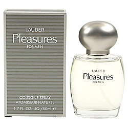 Estée Lauder Pleasures For Men Cologne Spray, 50ml